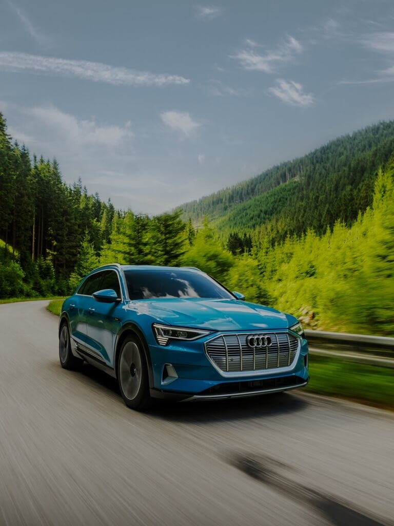 Audi E Tron The First Purely Electric Suv From Usa 01 Volkswagen Passat Radio Wire Diagram