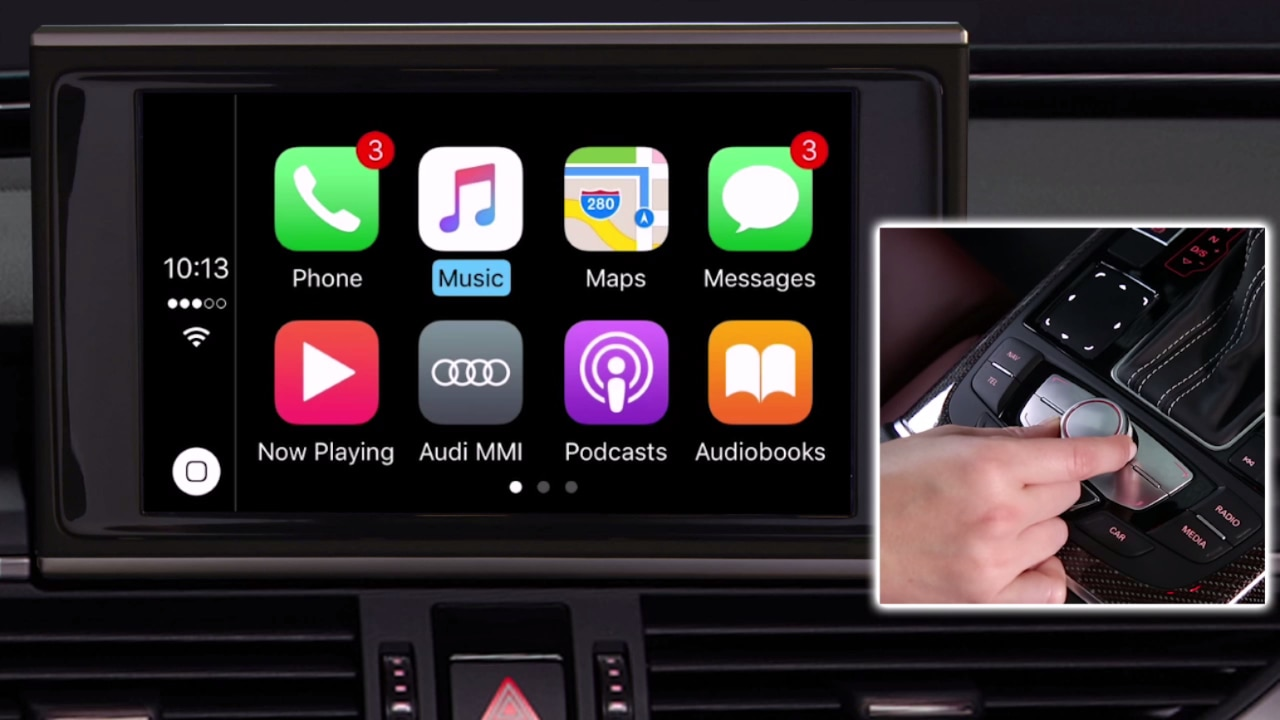 Audi Mmi Update >> How To Enjoy the Ultimate Ride with Audi MMI® Infotainment Blog Detail