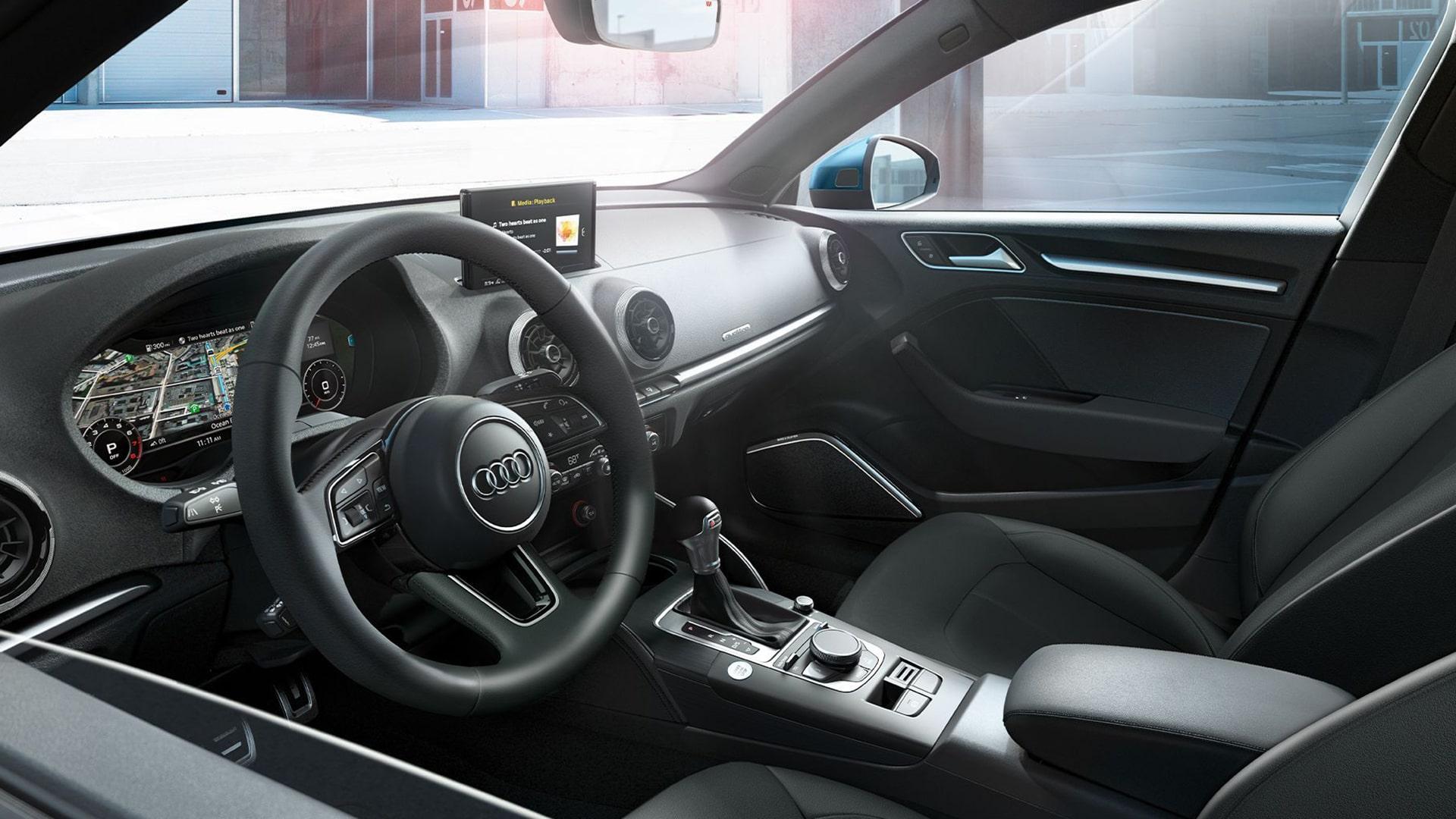 2020 Audi A3 Luxury Sedan Audi Usa