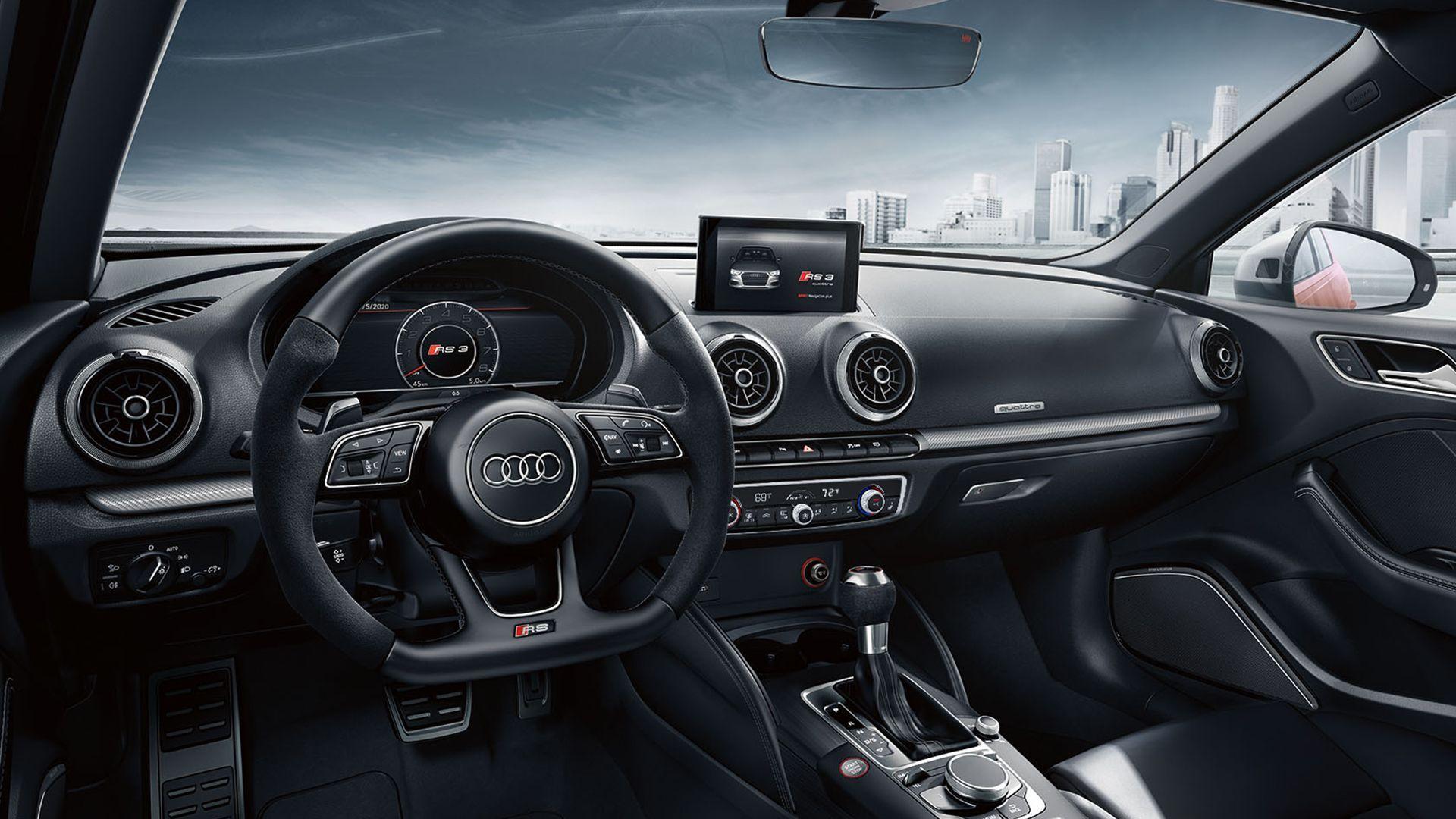 2020 Audi Rs3 Standard Quattro All Wheel Drive Audi Usa