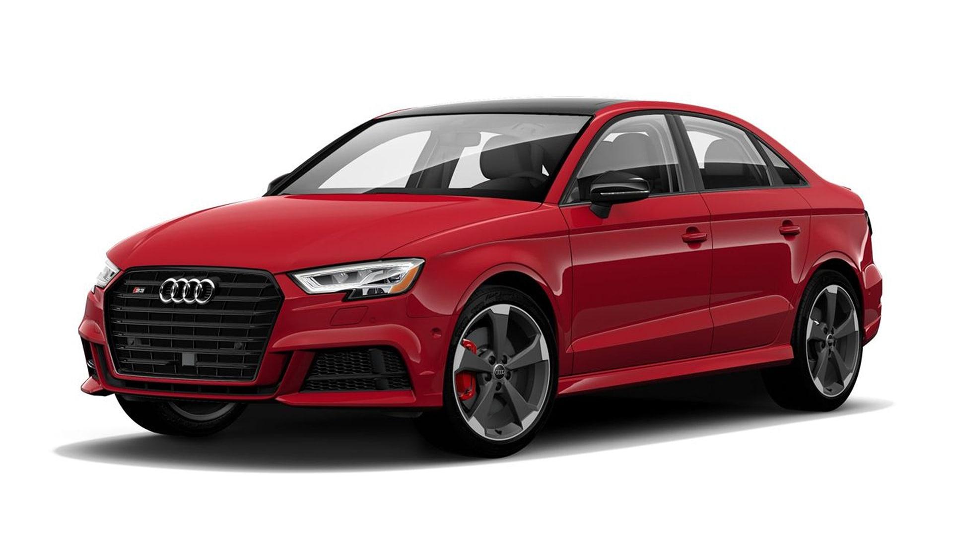 2020 Audi S3 Sedan Luxury Sport Sedan Audi Usa