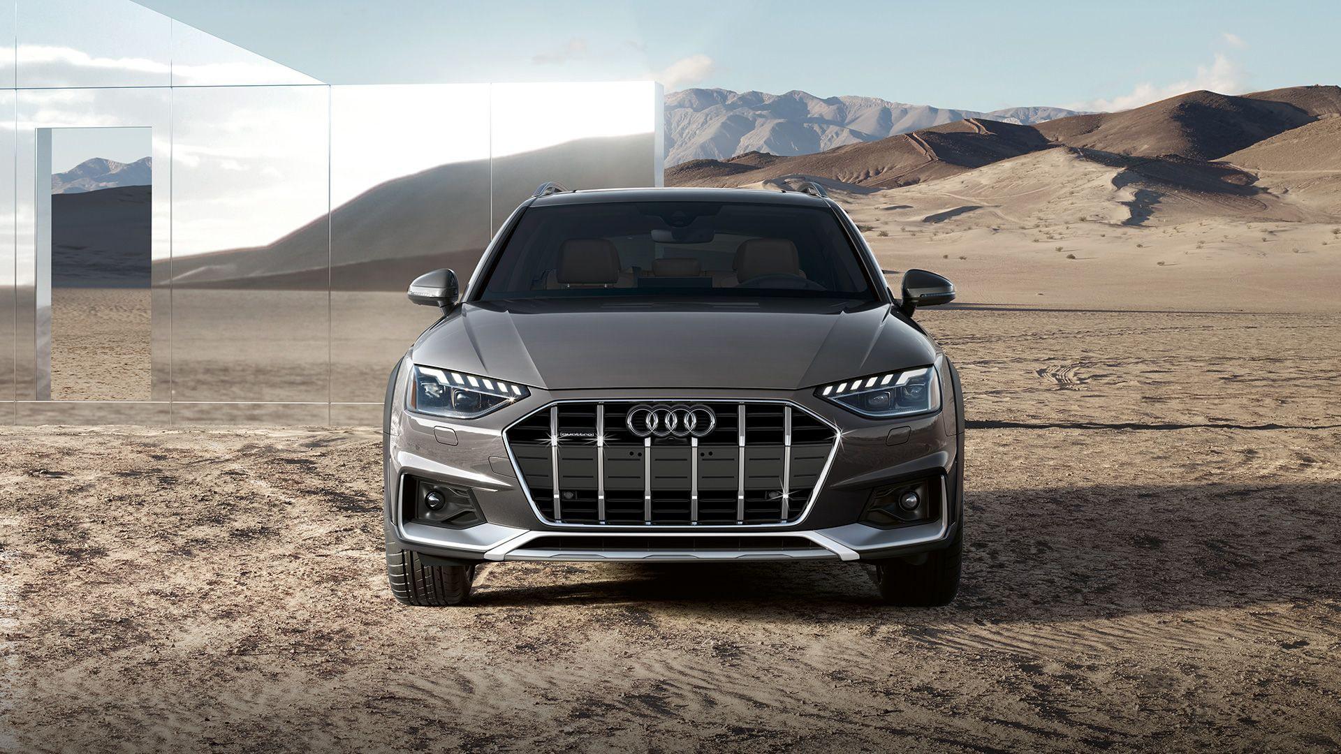 2021 audi a4 allroad®  luxury wagon  audi usa