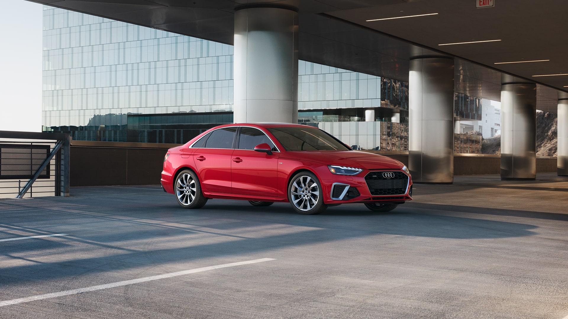 2021 Audi A4 | Luxury Sedan | Audi USA