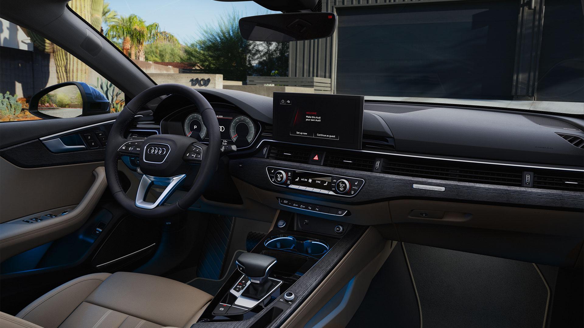 2021 Audi A5 Sportback Luxury Sportback Audi Usa