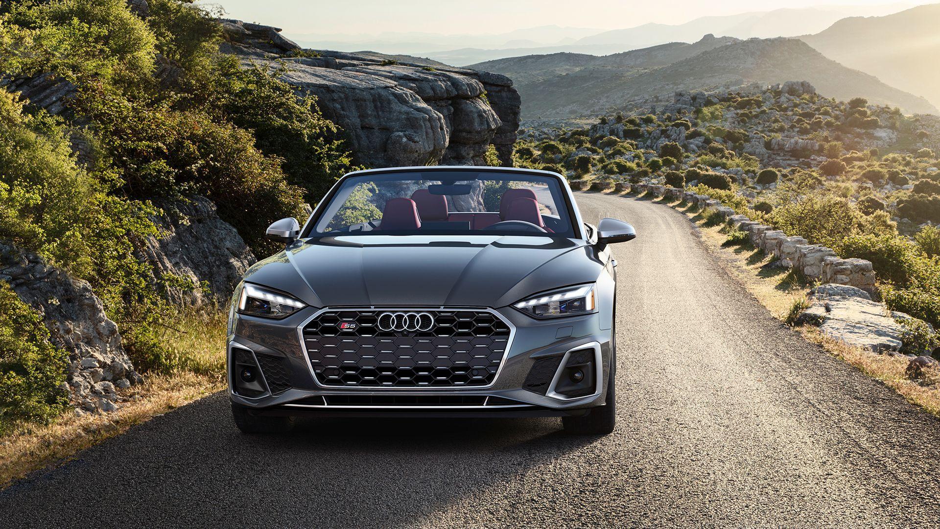 2021 Audi S5 Cabriolet Luxury Coupe Audi Usa
