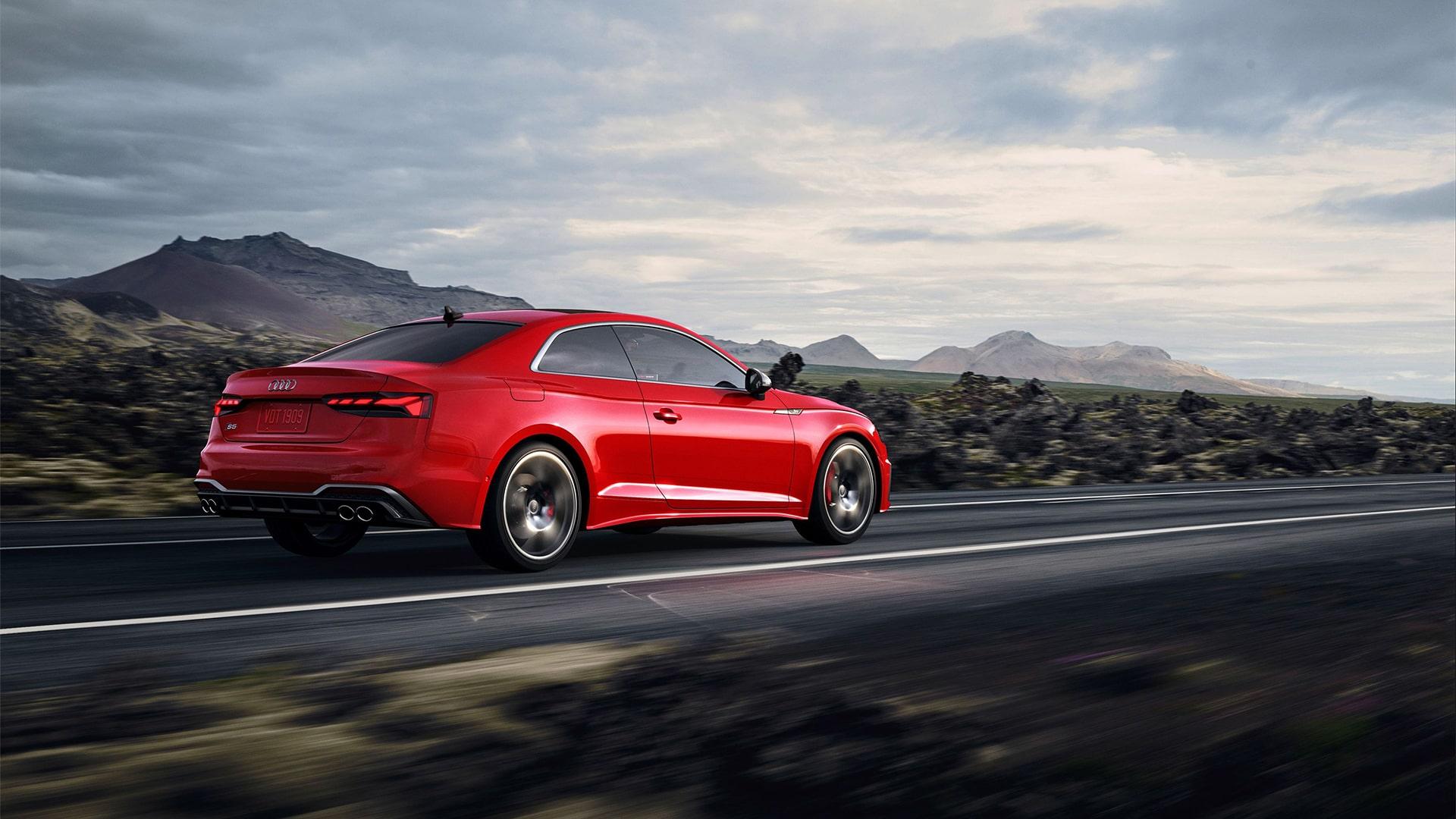 2021 Audi S5 Coupe Luxury Coupe Audi Usa