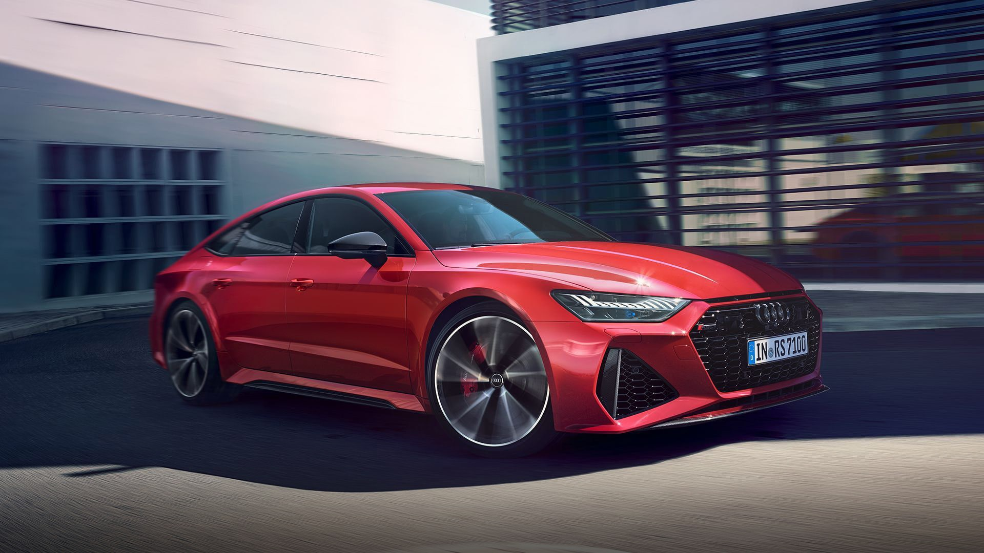 2021 Rs 7 Sportback Luxury Sportback Audi Usa