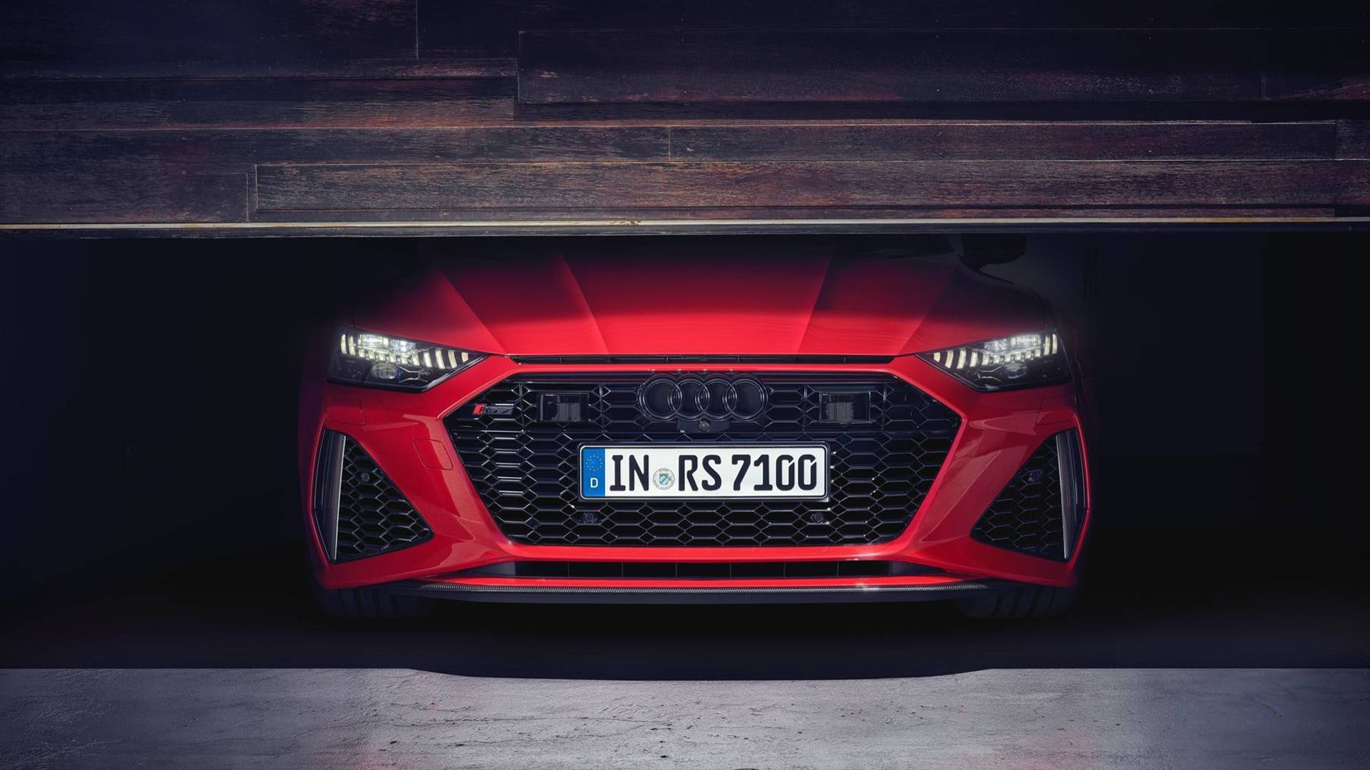 2021 Rs 7 Sportback Luxury Sportback Audi Usa