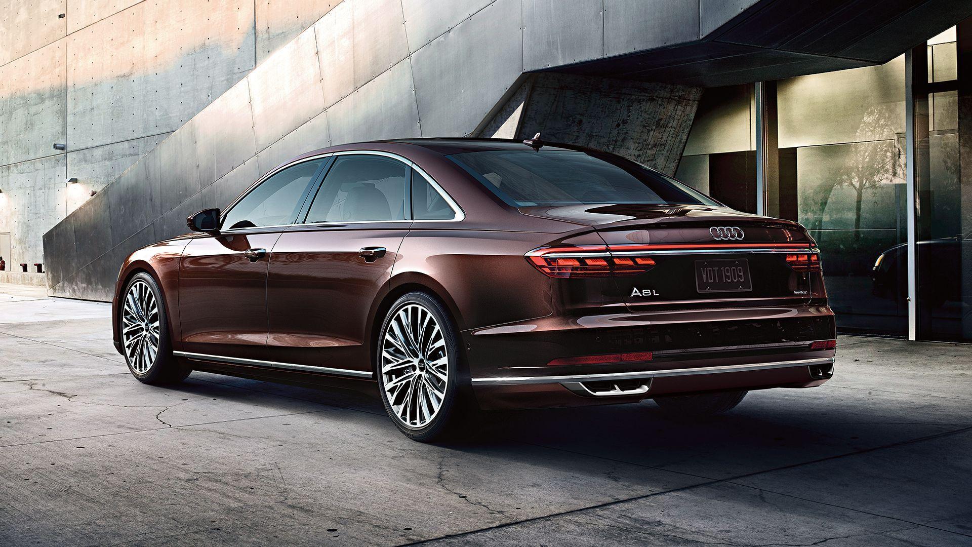 2020 Audi A8 | Luxury Sedan | Audi USA