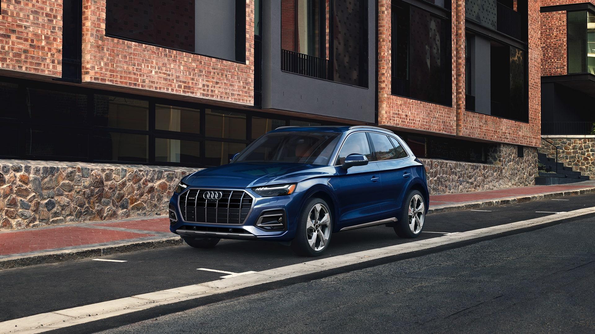 2021 Audi Q5 Luxury Suv Audi Usa