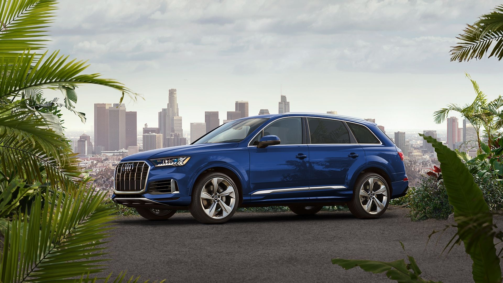 2021 Audi Q7 | Luxury SUV | Audi USA