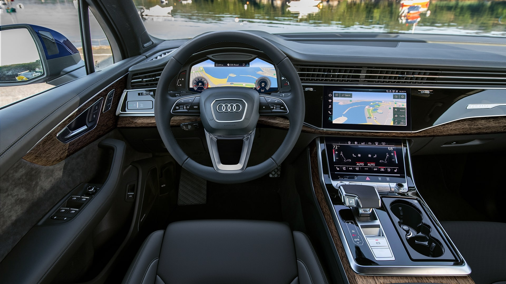 2021 Audi Q7 Luxury Suv Audi Usa