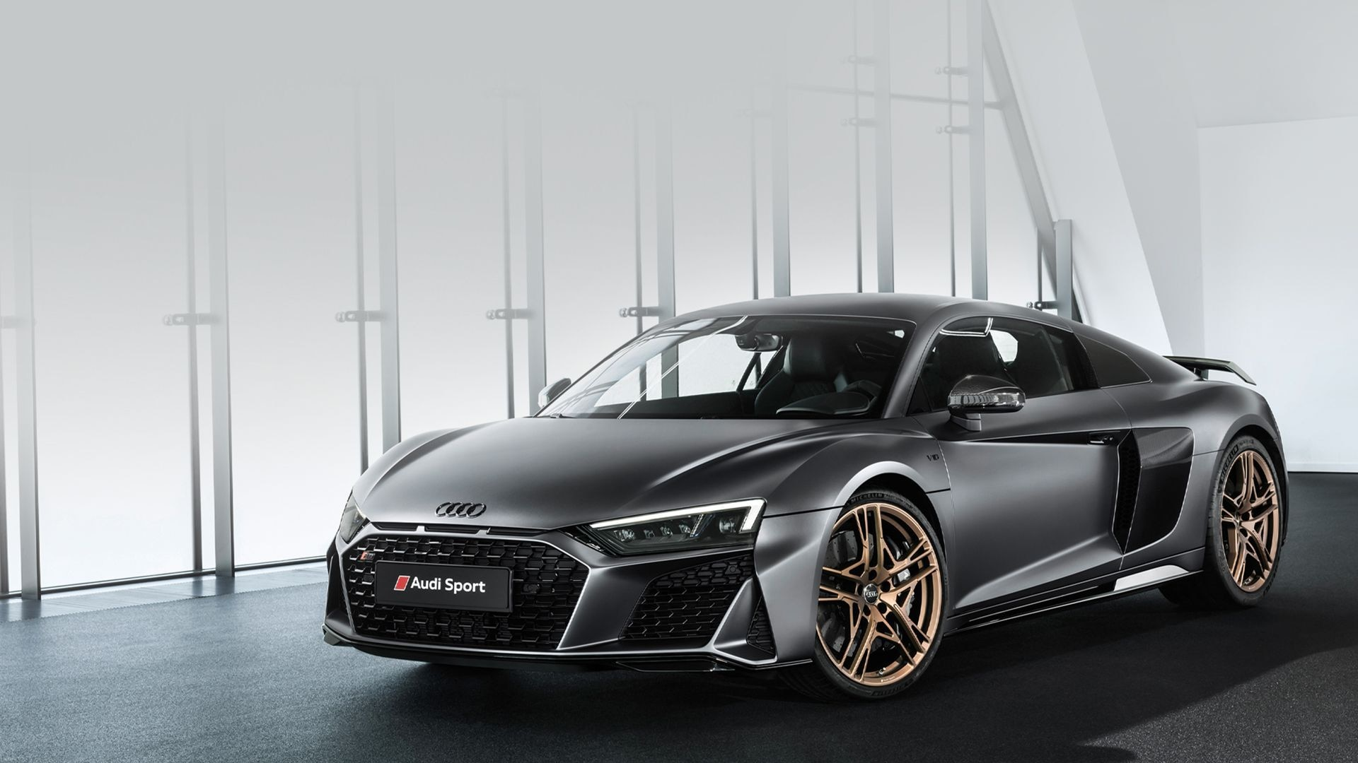 2021 Audi R8 Coupe Features Audi Usa