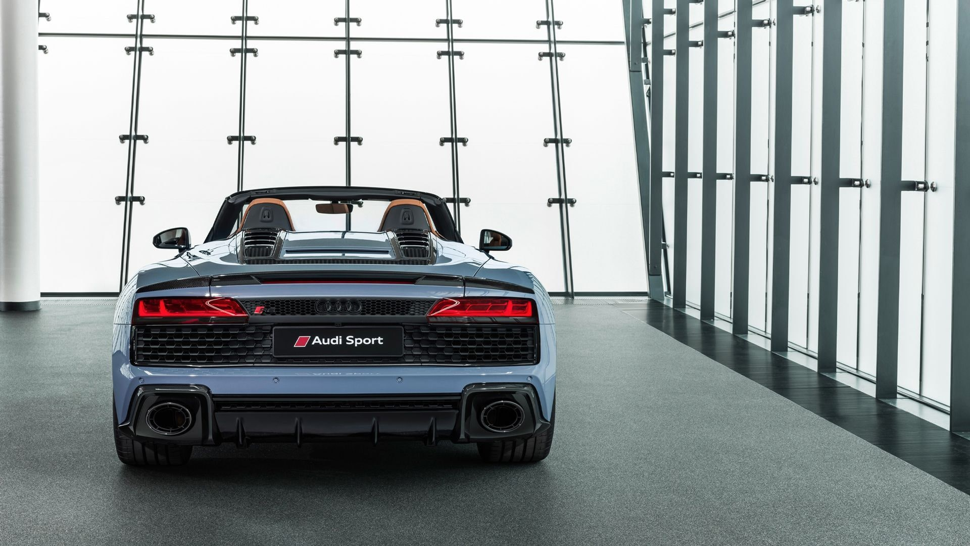 2021 Audi R8 Spyder Features Audi Usa