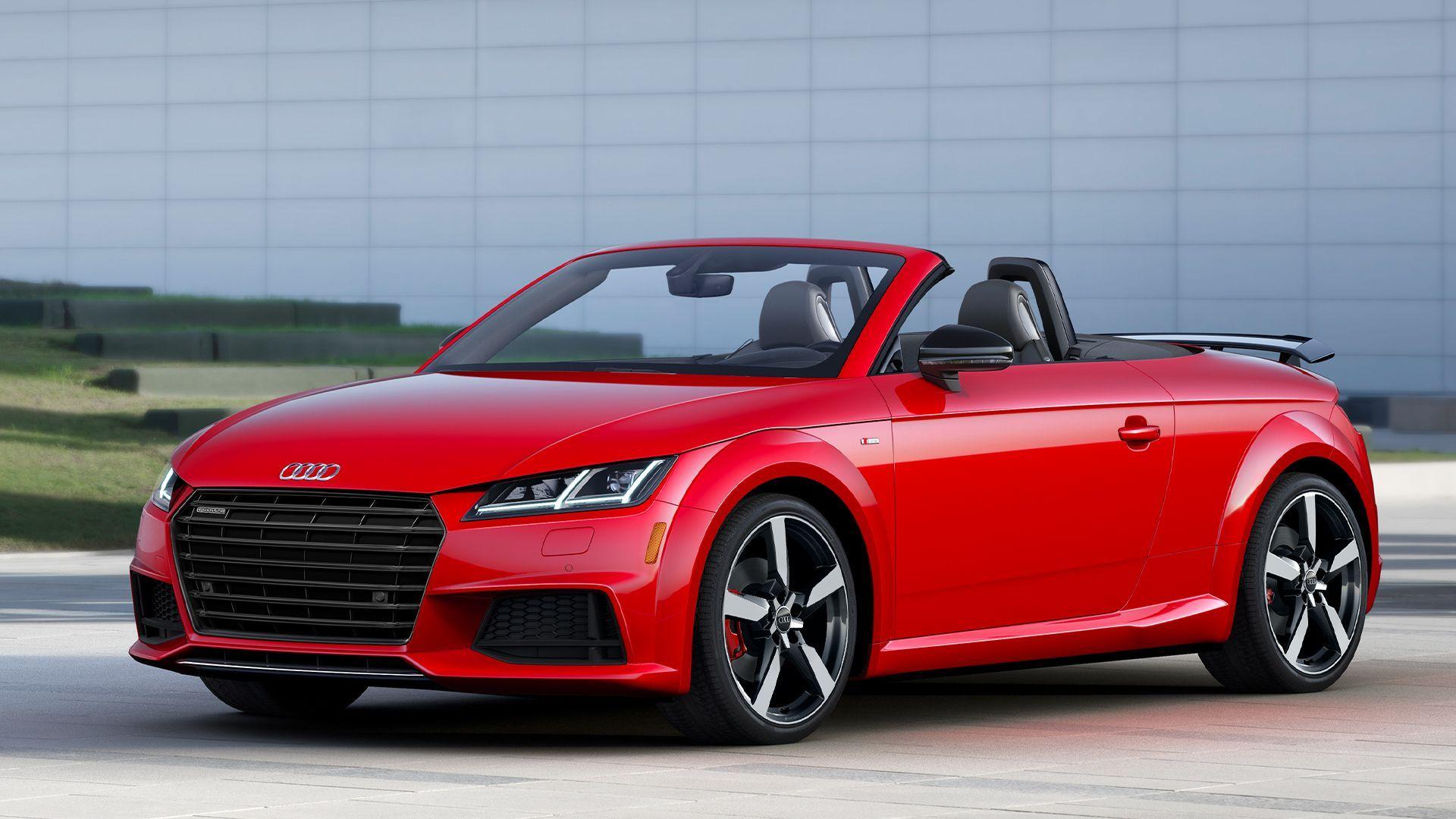 2021 TT Roadster | Overview | Audi USA