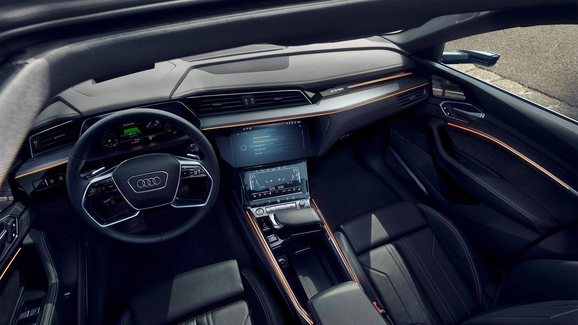 2021 Audi E Tron The First Purely Electric Suv From Audi Audi Usa