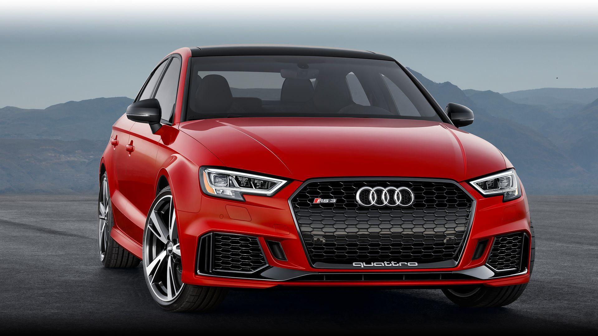 2020 Audi RS3   Standard quattro® all-wheel drive   Audi USA